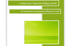 A Quest for a Cause for Failing Growth: An Econometric Investigation of Resource Curse