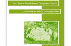 On the Classical Foundations of Endogenous Growth (ISBN 978-952-7376-57-7)