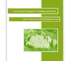 Classical Science Monographs -series presents On Classical Foundations of Endogenous Growth to the global market
